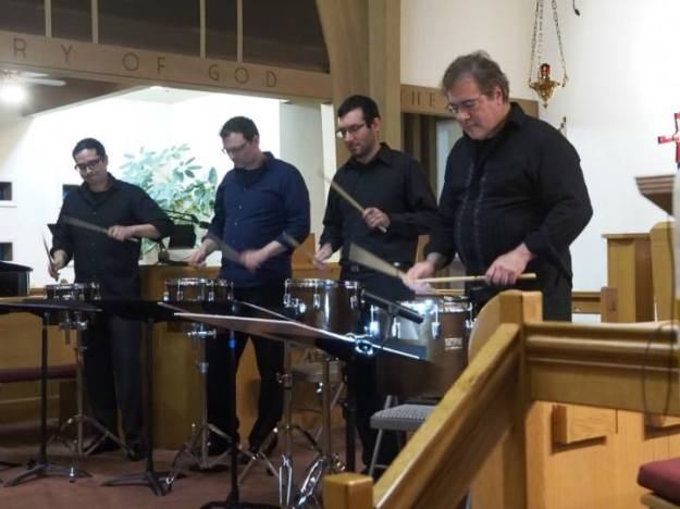 percussion quartet