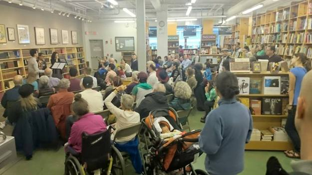 SRO Terzetto at Powell's